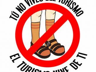 Campaña El Turismo Es Colonialismo Asamblea Canaria Por El